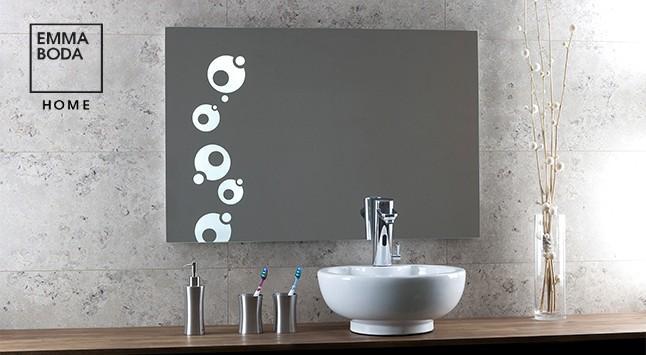 Led Speglar I Glas Inbyggd Led Belysning
